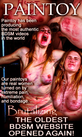 Cruel torture bdsm humiliation pain