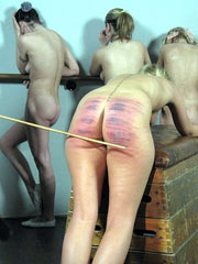 Group caning